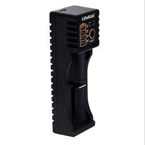 Image 5 - 香港 LiitoKala Lii 100 B 18650 Carregador デ Bateria パラ 266650 16340 CR123 LiFePO4 1.2 ボルトニッケル水素ニッカド cd Bateria Rechareable (na