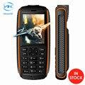 VKworld Stone V3 Max 2.4 inch Dual SIM Slot Bluetooth Waterproof 21 Keys 5300mAh FM Cell Phone