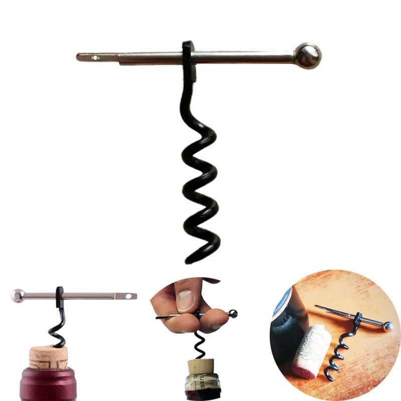 Nouveaux outils créatifs EDC ouvre-bouteille de vin exotique poche mini ouvre-chaîne porte-clés extérieur grande quantité