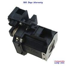 Livraison Gratuite ELPLP35 V13H010L35 Replacment Projecteur Lampe avec Logement Pour EPSON EMP-TW520/EMP-TW600/EMP-TW620/EMP-TW680