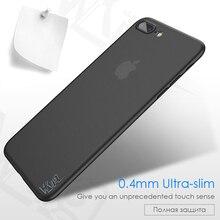 цены на VVKing Ultra Thin Phone Cases For iphone 7 8 Plus X XS Max XR Matte PP Case For iphone 6 6S Plus Fashion Flexibility Back Cover  в интернет-магазинах