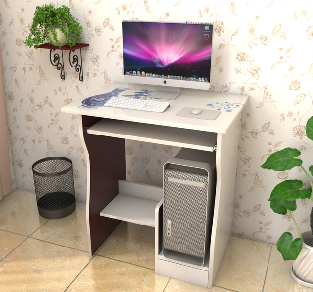 Small explosion models simple desktop computer desk minimalist ...