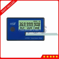 LS162A Window Tint Filmed Glass Transmission Meter Solar Film Tester with Visible light Transmittance Measurement
