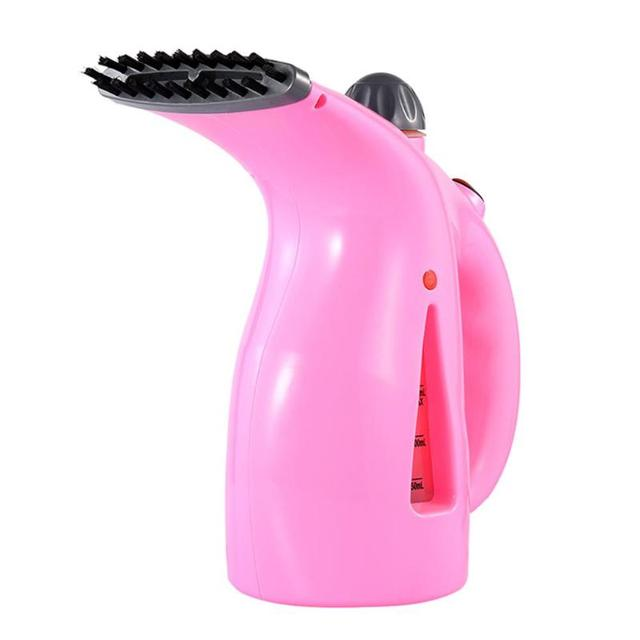 200W Mini Portable Garment Steamer Handy Electric Steam Iron Clothes Steam Cleaning Brush Ironing for Travel Home Use