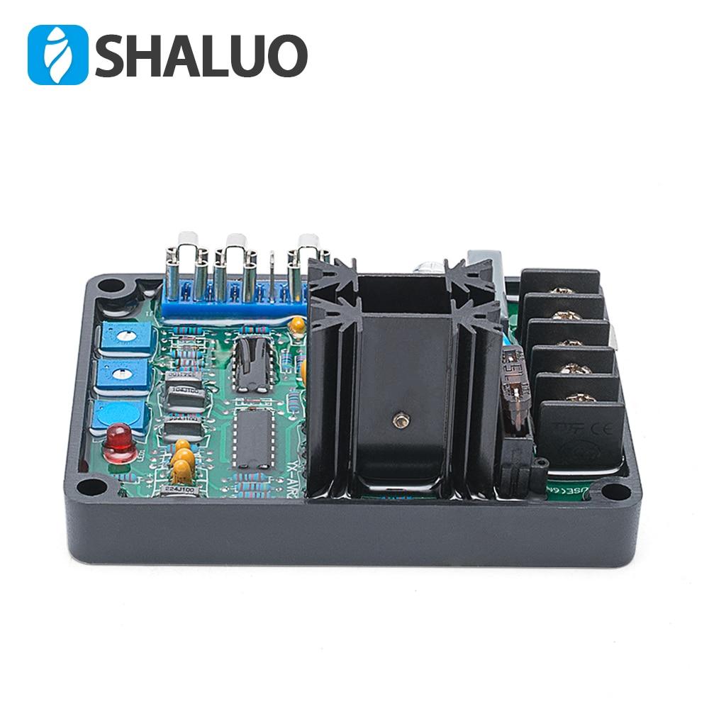GAVR8A AVR Generator Automatic Voltage Regulator Module Universal Brushless Ac Diesel Alternator Electric Controller Stabilizer