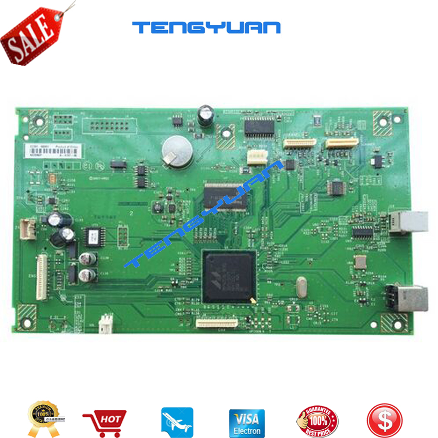 Free shipping 100% Test For HP1319F Formatter board  CC391-60001 on sale