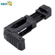 Viciviya mod ombro dobrável cauda estoque buttstock brinquedo arma acessórios para nerf elite série diy brinquedos
