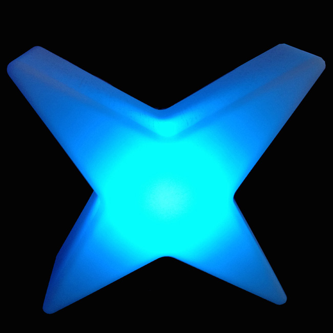 L45*W45*H12cm Falling Star LED Christmas Night lights Twinkle Star Light holiday LED Net Four Star Lights free shipping 5pcs/lot - 4