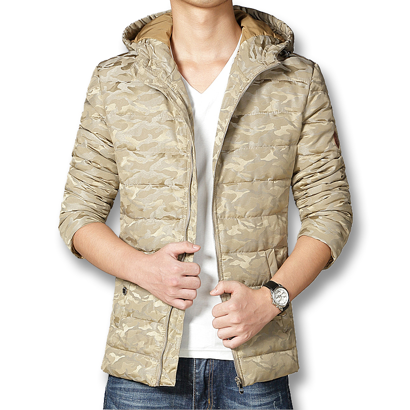 ФОТО New Arrivals Men Winter Fashion Jackets and Coats Thick Warm Men Parkas 4XL Plus Size Men Casual Hooded Men Outwears Quality