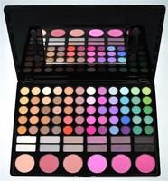 1set 78 Color Eyeshadow Palette Beauty Women Cosmetics Eye Shadow Plate Makeup Tools Free Shipping