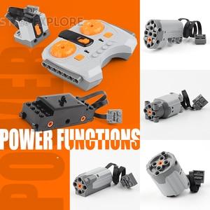 Technic Power Functions Motor