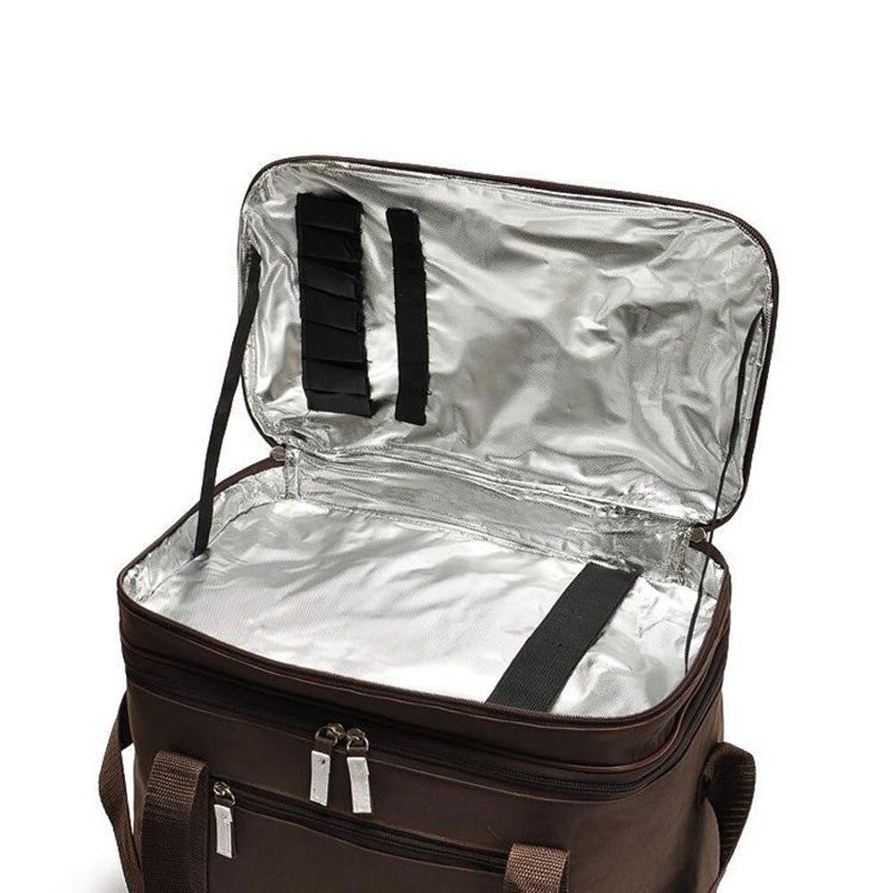 bolsa de armazenamento w/isolamento térmico Bolso Termico : Ice Pack