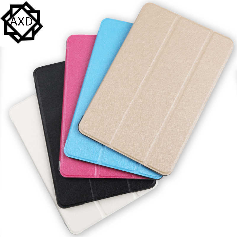 Cover Voor Samsung Galaxy Tab S2 9.7 inch SM-T810 T813 T815 T819 Case Folding Stand Houder Tablet Case Lederen Beschermhoes cover