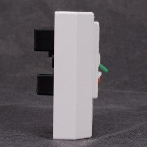 Image 3 - Aire acondicionado calentador de agua eléctrico piezas de repuesto interruptor de protección contra fugas interruptor de pared inteligente 500A 230V