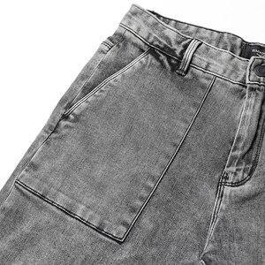 Image 3 - سيموود 2020 موضة الربيع الجديد من سراويل الجينز الرجالية ذات العلامة التجارية الممشوقة بمقاسات كبيرة ملابس الشتاء عالية الجودة NC017060
