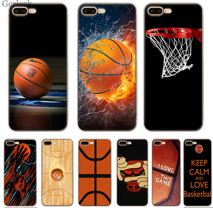 Basketball Wallpaper Hot Selling Fashion Phone Case Cover For Iphone 6 6s 5 5s Se Xr X Xs Max 8 7 6 Plus Cases