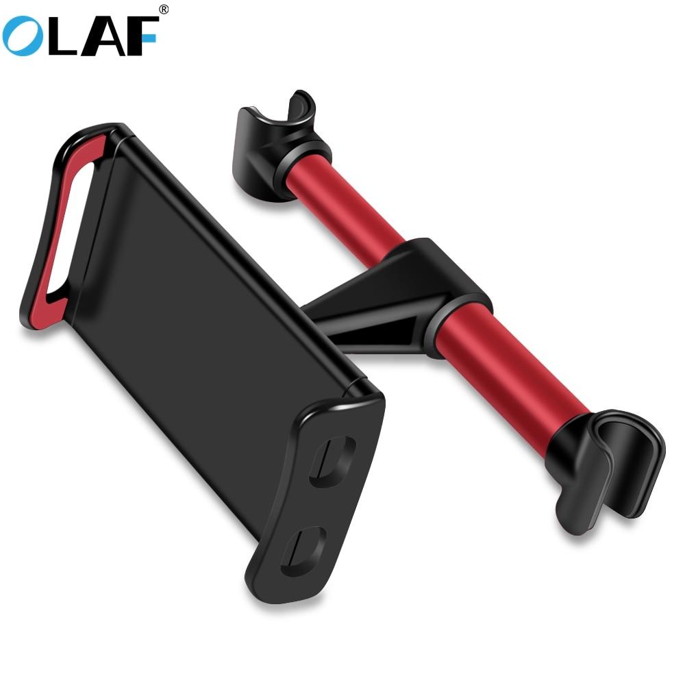Universal Car Rear Seat Phone Bracket Backseat Mount Car Holder For IPhone 7 X IPad Samsung Back Seat Mobile Phone Holder Stand