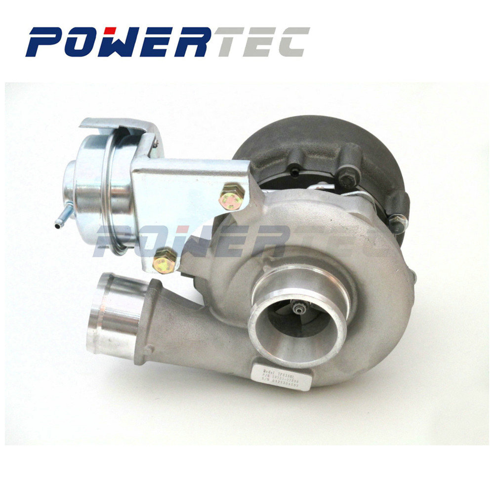 Turbo Charger For Hyundai Santa Fe 2.2 CRDi D4EB 150 HP / 110 KW 2005 - 2188 Ccm Complete Turbocharger 49135-07302 28231-27800