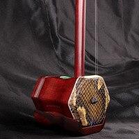 Erhu Chinese Musical Instrument erhu lignumvitae rosewood lignumvitae erhu portable case send book