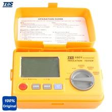 Big sale TES-1601 4000M W /1000V, 4000M W /500V, 4000M W /250V Auto Ranging Insulation Tester