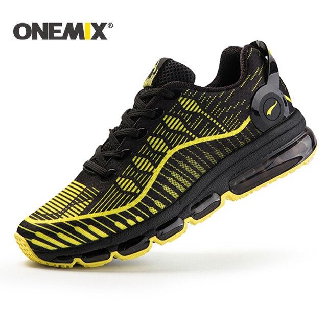 ONEMIX chaussures 2017 marque sneakers course hommes maille de pour rrTP6q