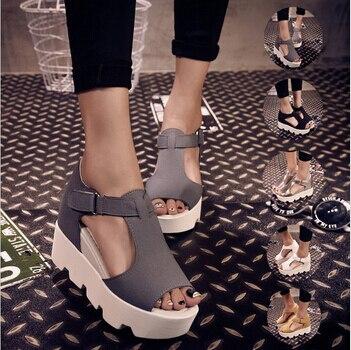 Chaussure A Talon Noir Ete