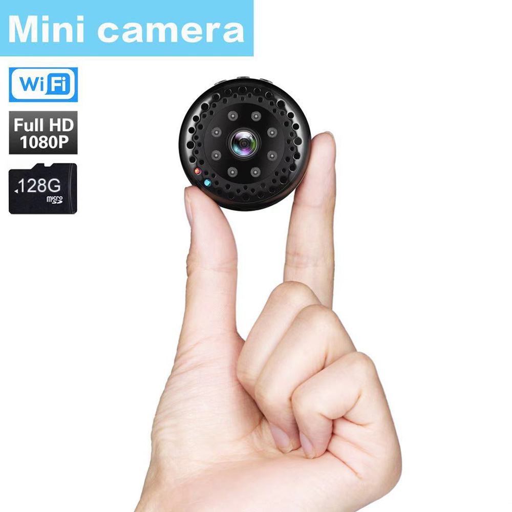 Mini Camera Full HD 1080P Wifi Night Vision Wide Angle MINI Camcorder DVR Video Micro Camcorders