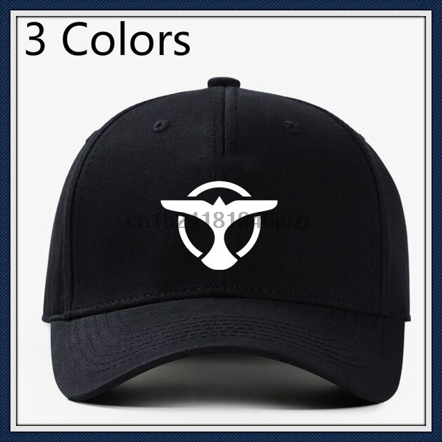 c0e8a470df1 Funny Letter Printed DJ Tiesto Rock Band Baseball Cap Hat-in ...