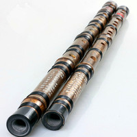 Free Shipping Chinese Dizi Natural Bamboo Flute Musical Instrument CDEFG Key Professional Playing Flauta
