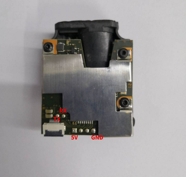 FREE SHIPPING 100% NEW 80m phase high precision laser ranging module distance sensor radar infrared module free shipping new pm15czf120 module
