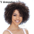 Short Bob Wig for black women none lace kinky curly hair wigs afro kinky curly wigs fashion hair