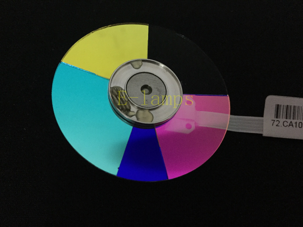 (NEW) Original DLP Projector Colour Color Wheel Model For Optoma EP781 color wheel original projector color wheel for optoma ex540i