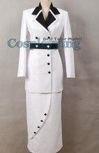 Hot Sale Adult Women Cotton Chiffon Full Period Costumes Shipping Titanic Boarding Suit Dress Costume/cosplay Costume
