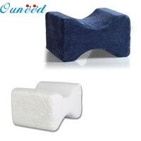 Zero Clip Leg Pillow Foot Pillow Memory Foam Rubber MATS Use Legs 170122