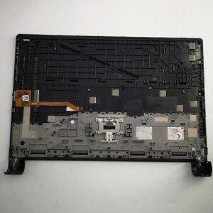 Image 2 - Dành Cho Lenovo YOGA Tab 3 10 Plus X703 X703F YT X703L YT X703X Màn Hình Hiển Thị LCD Ma Trận Màn Hình Cảm Ứng Bộ Số Hóa Với khung