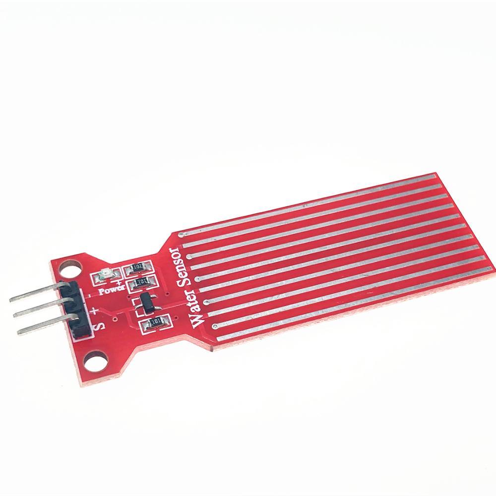 1 stücke Smart Elektronik Regen Wasser Level Sensor Modul Erkennung Flüssigkeit Oberfläche Tiefe Höhe für Arduino DIY Kit