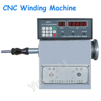 CNC Electronic Winding Machine Diameter 150mm Coil Winder Electronic Coiling Machine FZ-710