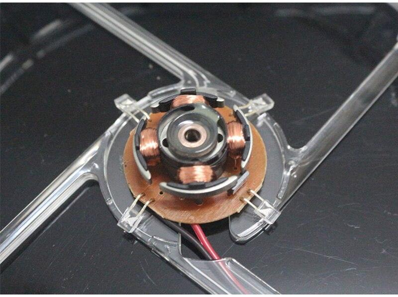 Silent F12025 120mm PC Cooling Fan (19)