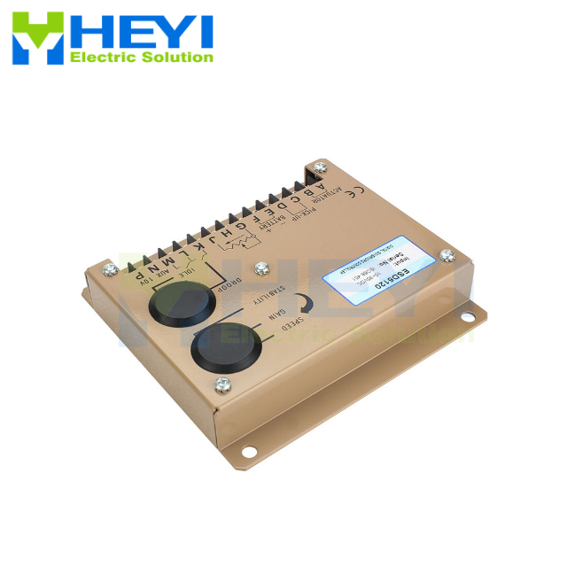 ESD5120 generator engine Speed ControllerESD5120 generator engine Speed Controller