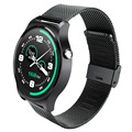 Newest Bluetooth 4.0 Smart Watch Original GW01 IPS Round Screen Life Waterproof Sports Wristband Watch For Android IOS Phones