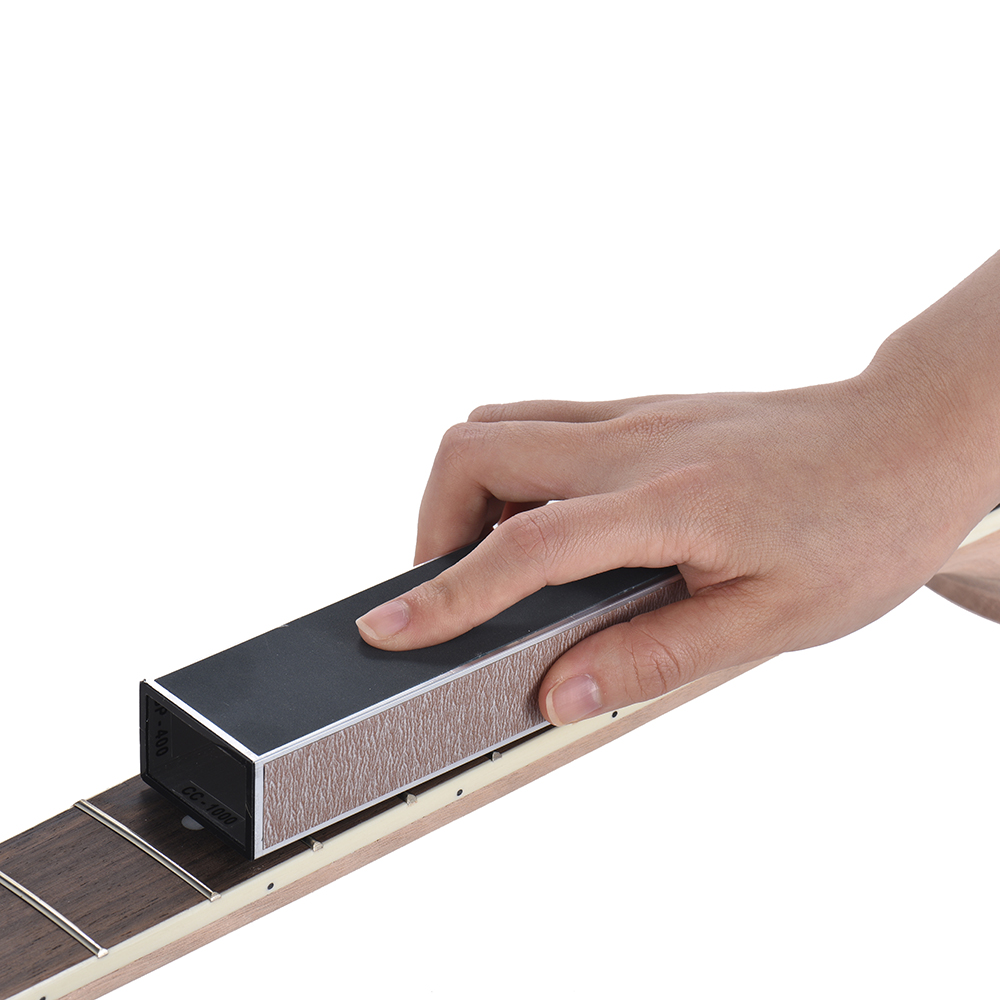 Devoted Radius Sanding Blocks Fret Leveling Fingerboard Luthier Tool For Guitar Bass Accessories Leveling Fret Sanding Polished Block Sports & Entertainment Guitar Parts & Accessories
