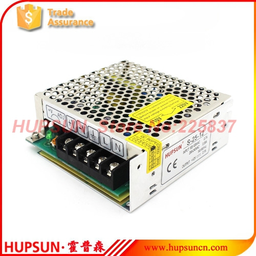 25W 5v 5A 12v 24v S-25 220v AC input industrial switching power supply source LED driver transformer free shipping good quality switching power supply 5v ccfl inverter instead of cxa m10a l 5 7 inch industrial screen high pressure lm 05100 drive