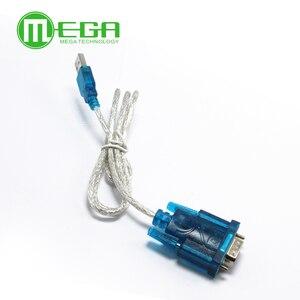 Image 1 - Nuevo HL 340 adaptador de Cable USB a RS232 COM puerto Serial PDA 9 pin DB9 soporte Windows7 64