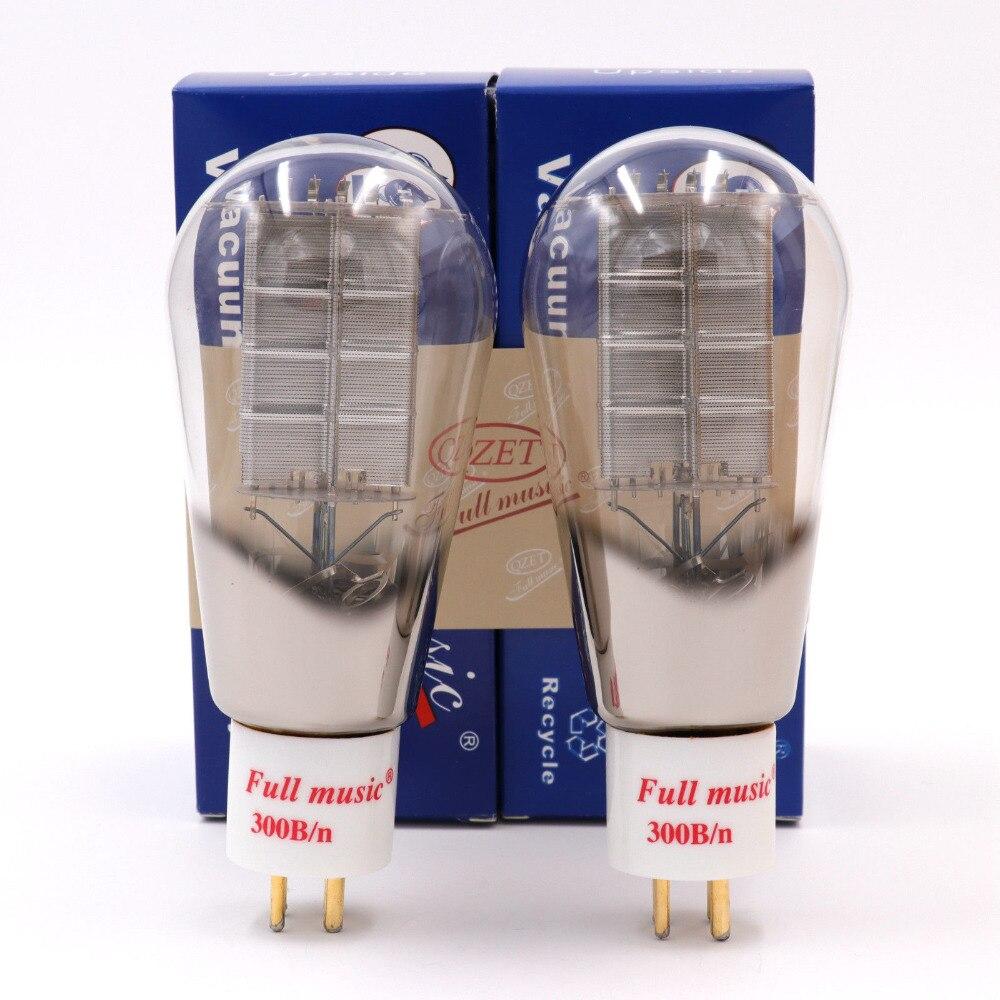 TJ Fullmusic 300B n Vacuum Tube Mesh Plate Replace EH 300B Tubes For Vintage Hifi Audio