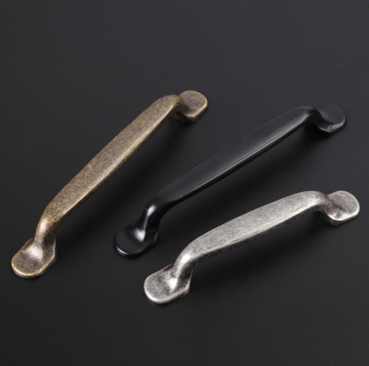 fast shipping antique style pull handles cabinet door knobs dresser knob handles pulls country
