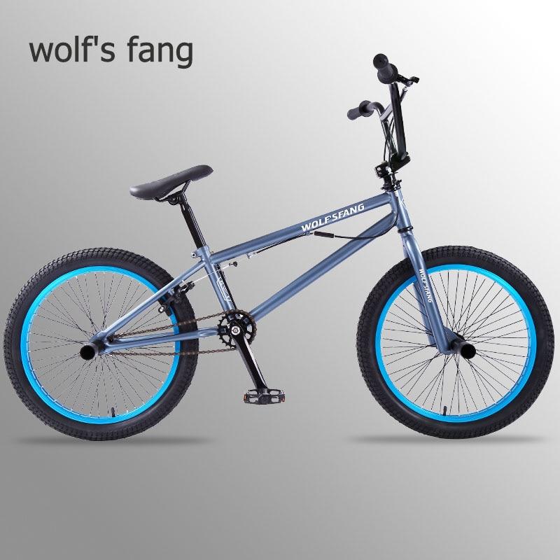 Wolf's fang Bicycle bmx Mountain bike Road bikes mtb Bmx Bikes Front Caliper Brake Rear V Brake bicycles Free shipping