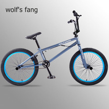 الذئب فانغ دراجة bmx دراجة هوائية جبلية الطريق الدراجات الجبلية Bmx الدراجات الجبهة الفرجار الفرامل الخلفية الخامس الفرامل الدراجات شحن مجاني