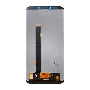 Image 5 - Ocolor עבור Cubot X18 בתוספת LCD תצוגת מסך מגע עם מסגרת + סרט החלפה עם כלים + דבק עבור cubot X18 בתוספת