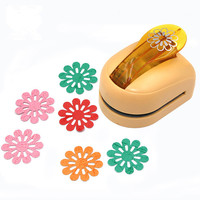 1pc Decorative Hole Punch Paper Printing Card Cutter Scrapbook Shaper Large Embossing Device Hole Punch Kids Handmade Craft Gift