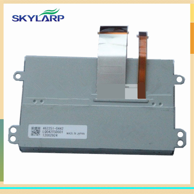 все цены на  4.2 inch LCD screen for LQ042T5DG01 for SHARP MRSM110066 display panel (without touch)  онлайн